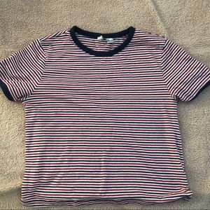 striped t-shirt from H&M